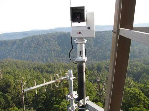 Mt Cowley Sensor