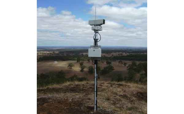 Mt Porndon Sensors